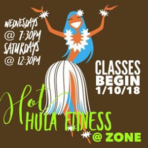 Hula Fitness in Jacksonville