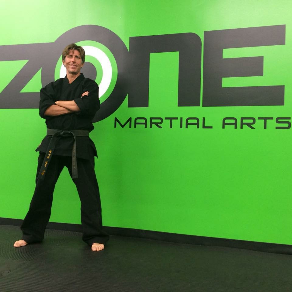 Erik Ekholm - Jacksonville Martial Arts Instructor