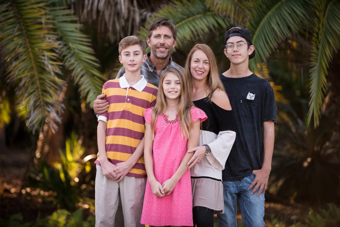Ekholm Family